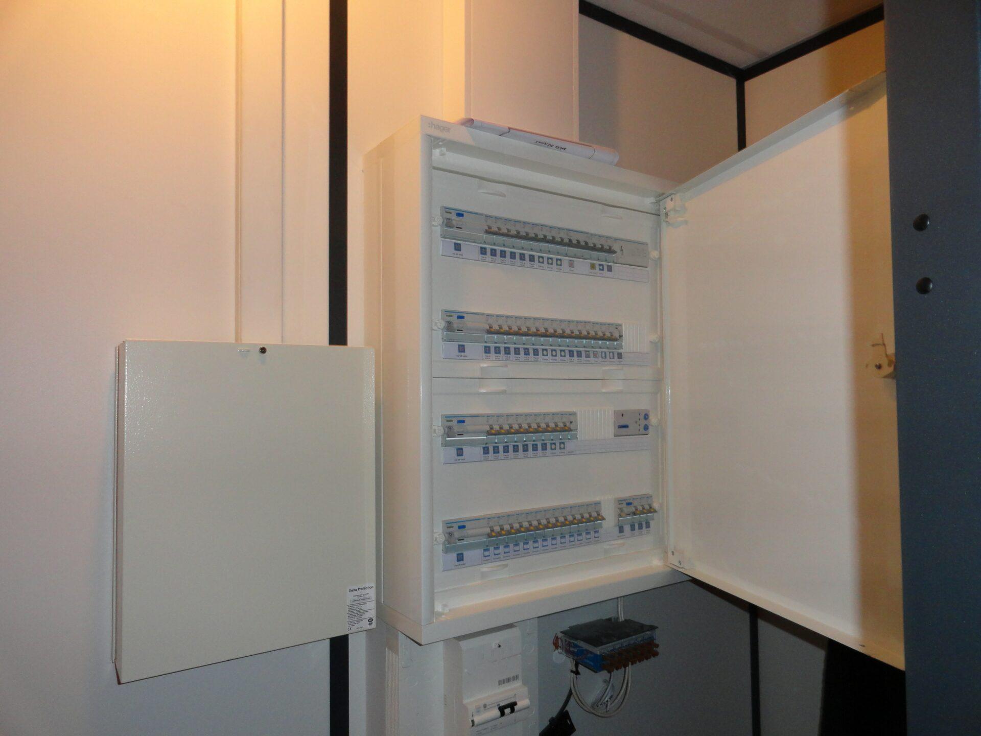 Panneaux électrique